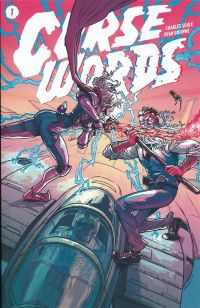 Curse Words TPB Vol.1 (DCBS Exclusive Variant cover)