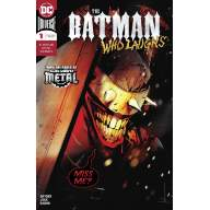 Batman Who Laughs #1 - Batman Who Laughs #1