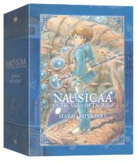 Nausicaä of the Valley of the Wind Box Set HC