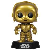 Фигурка Funko Pop! Star Wars: C-3PO