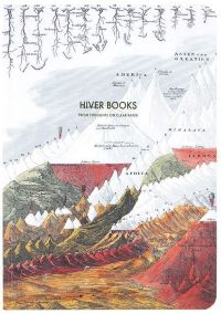 Скетчбук Hiver Books - Mountain and River