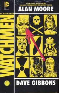 Watchmen HC Deluxe Edition