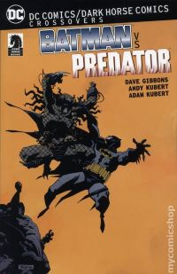 DC Comics / Dark Horse Comics: Batman vs. Predator TPB