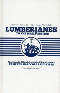 Lumberjanes HC (To the Max Edition) Vol.3