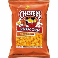 Чипсы Chester's Cheese Flavored Puff Corn (4.25oz/120гр)