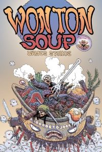Wonton Soup: Big Bowl Edition