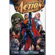 Superman Action Comics HC (Deluxe Edition)
