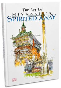The Art of Spirited Away HC