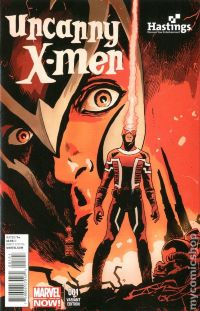 Uncanny X-Men (3rd Series) №1 (Variant Cover by Francesco Francavilla)