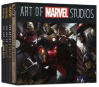 Art of Marvel Studios (Slipcase Set)