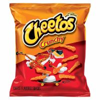 Cheetos Crunchy Snacks (1oz/28гр)