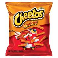Cheetos Crunchy Snacks (1oz/28гр) - Cheetos Crunchy Snacks (1oz/28гр)