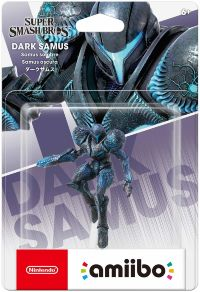 Фигурка Nintendo Amiibo - Dark Samus (Super Smash Bros Series)