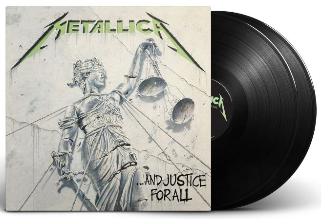Винил Metallica ‎– ...And Justice For All (2LP)