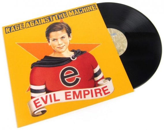 Винил Rage Against the Machine - Evil Empire LP
