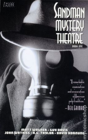 Sandman Mystery Theatre TPB Vol.1 (Deluxe Edition)