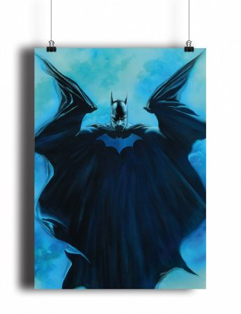Постер Alex Ross Batman (pm011)