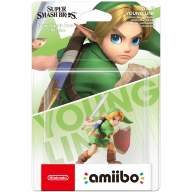 Фигурка Nintendo Amiibo - The Legend of Zelda: Young Link - Фигурка Nintendo Amiibo - The Legend of Zelda: Young Link