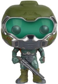 Фигурка Funko Pop! Games: Doom - Space Marine