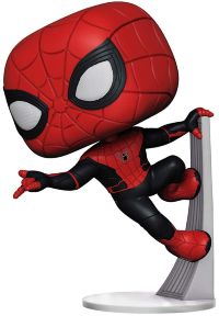 Фигурка Funko Pop! Marvel: Spider-Man Far from Home - Spider-Man Upgraded Suit