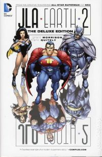 JLA Earth 2 HC (Deluxe Edition)
