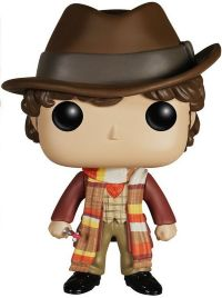 Фигурка Funko Pop! TV: Doctor Who - Fourth Doctor