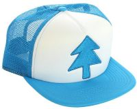 Кепка Gravity Falls Dipper Pines Cosplay Trucker Hat