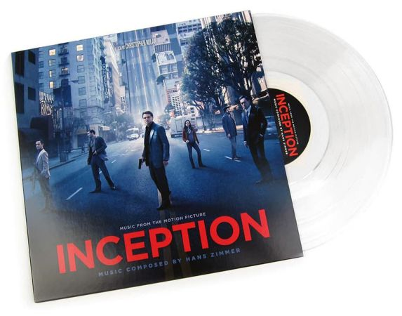 Винил Inception: Music From The Motion Picture (Clear-Colored Vinyl Disc)