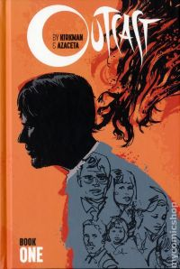 Outcast HC Vol.1 (Deluxe Edition)