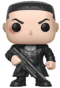 Фигурка Funko Pop! Marvel: Daredevil - Punisher
