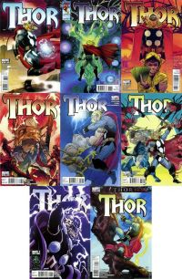Thor (3rd Series) №615-621 (full story arc)