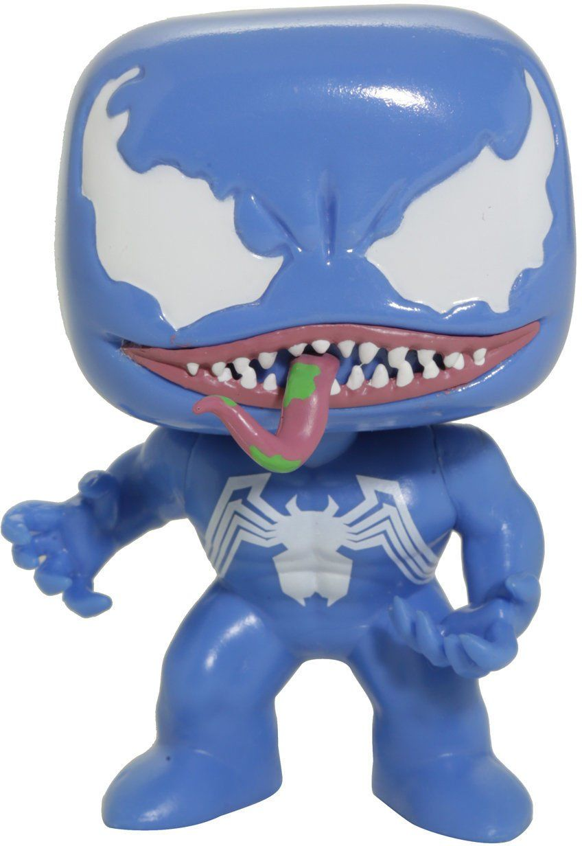 Фигурка Funko Pop! Marvel: Venom (Blue) Bobble-Head (Hot ...