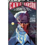 Cave Carson Has a Cybernetic Eye TPB