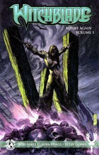 Witchblade: Born Again TPB Vol.1