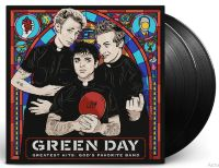 Винил Green Day - Greatest Hits: God's Favorite Band (2LP)