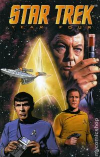 Star Trek: Year Four TPB
