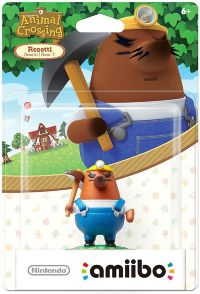 Фигурка Nintendo Amiibo - Mr. Resetti (Animal Crossing Series)