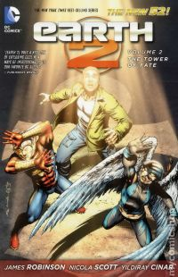 Earth 2 HC Vol.2 (The New 52)