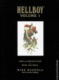 Hellboy HC Vol.1 (Library Edition)