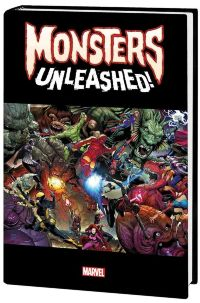 Monsters Unleashed HC Monster-Size Edition