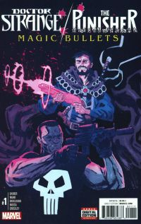 Doctor Strange / Punisher: Magic Bullets №1