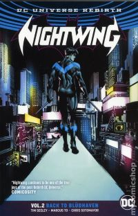 Nightwing TPB Vol.2 (DC Universe Rebirth)