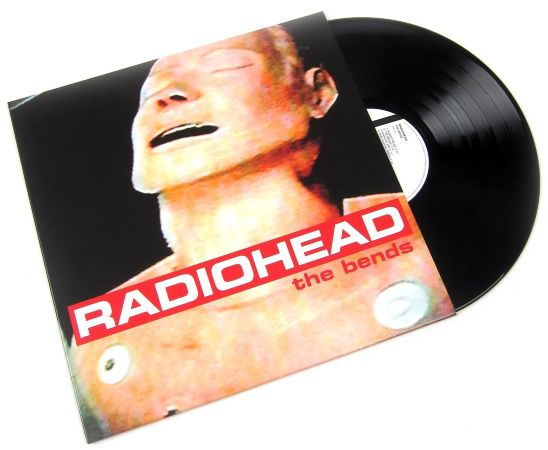 Винил Radiohead - The Bends LP