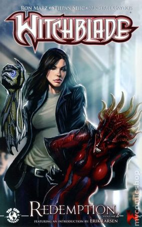 Witchblade Redemption TPB Vol.2