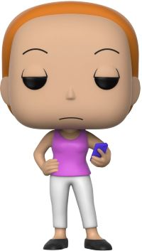 Фигурка Funko Pop! Animation: Rick And Morty - Summer