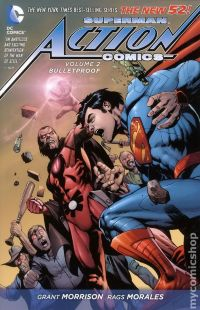 Superman Action Comics HC Vol.2 (The New 52)
