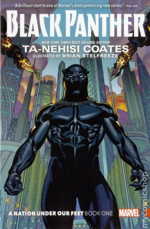 Black Panther. Vol. 1: A Nation Under Our Feet TPB