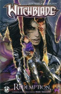 Witchblade Redemption TPB Vol.4