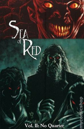 Sea of Red TPB Vol.2