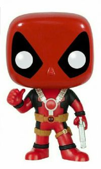 Фигурка Funko Pop! Bobble: Marvel - Deadpool